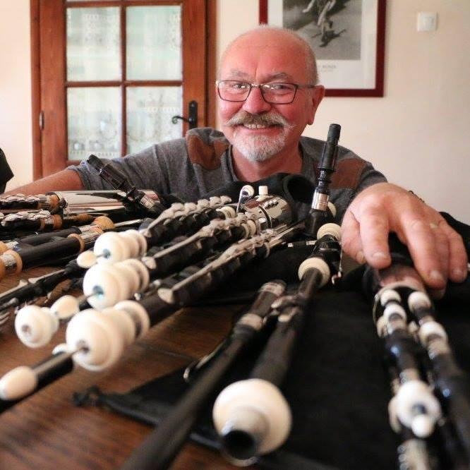 Ray Sloan Uilleann Pipemaker